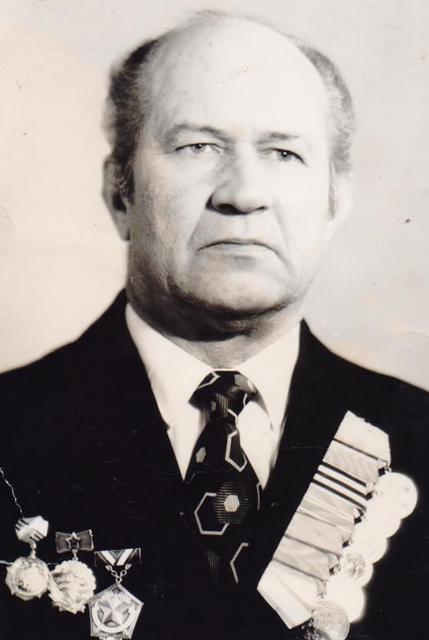 фото из семейного архива  Венедикт Востриков